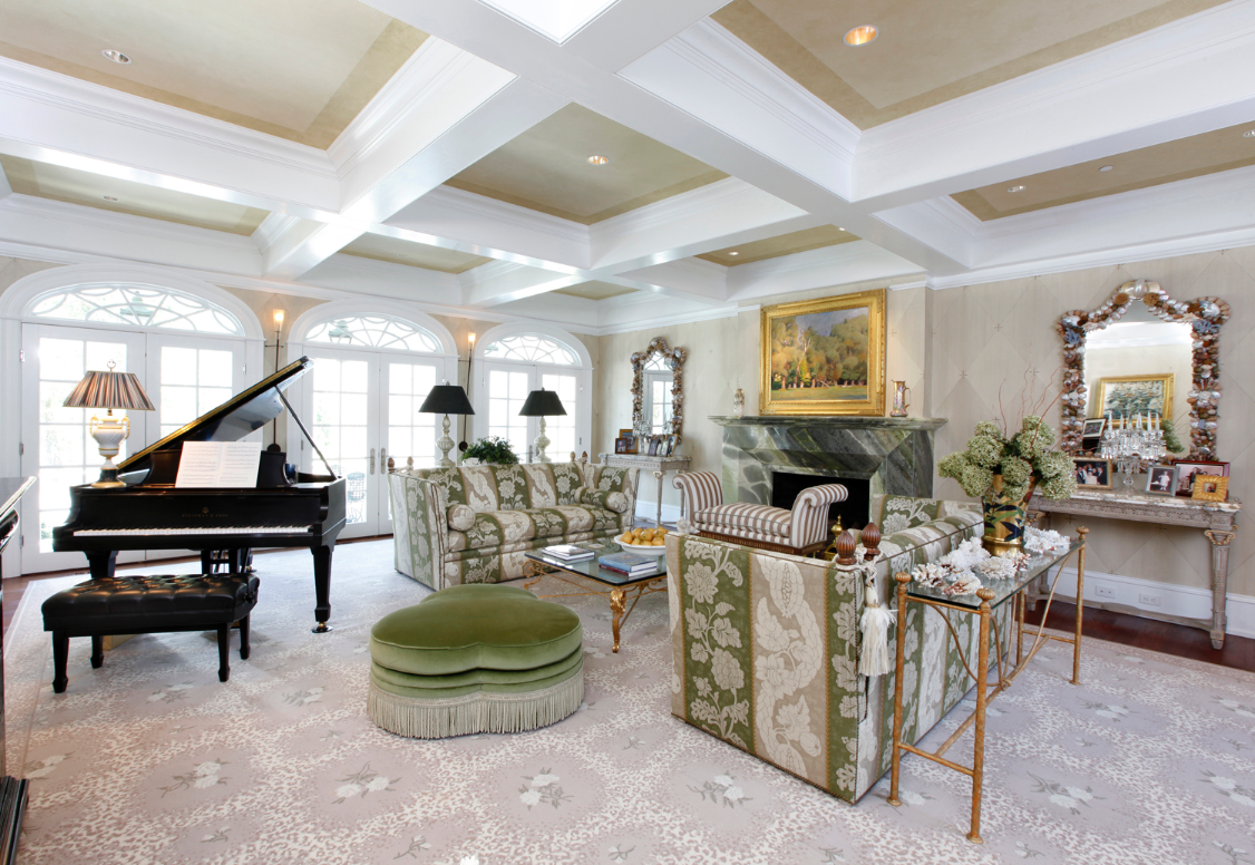 Judy King Interiors, Mountain View project